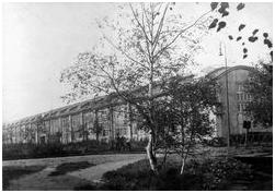 Главный корпус (двор) 1937г.